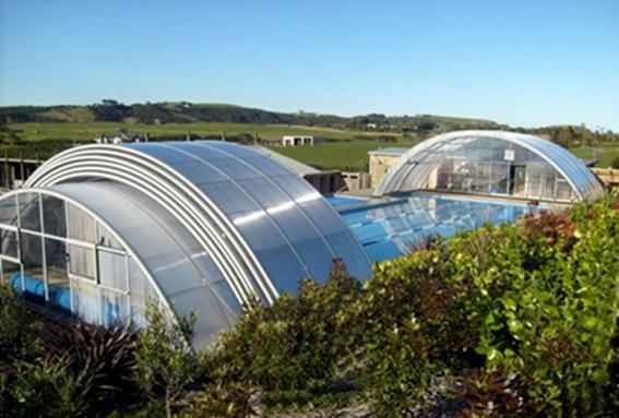 Pool enclosure Universe