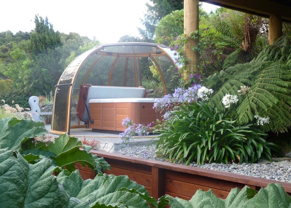 Spa Dome Orlando Enclosure