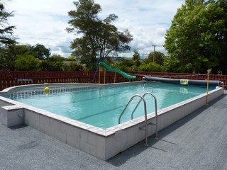 All Seasons Pool Before Re-Development