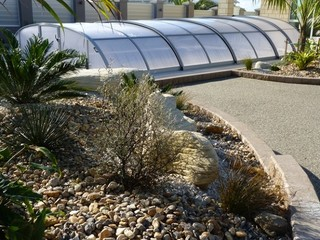 Elegant pool enclosure ELEGANT NEO™ - Mangawhai