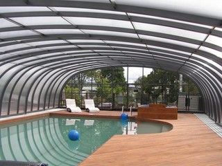 High pool enclosure LAGUNA NEO