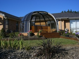 Hot tub enclosure SPA DOMA ORLANDO - Auckland