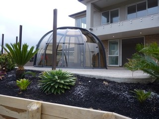 Hot tub enclosure SPA DOME ORLANDO - Auckland