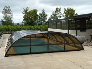 Pool enclosure ELEGANT - Blenheim