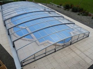Pool enclosure IMPERIA NEO light - New Plymouth