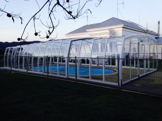 Pool enclosure Oceanic High - Gisborne