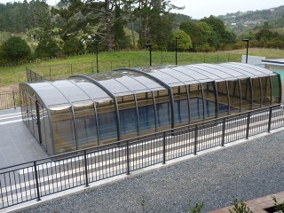 Pool enclosure Omega - Whitford