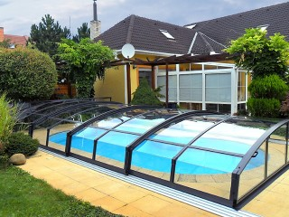 Swimming pool enclosure Imperia NEO