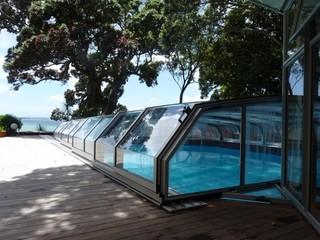Swimming pool enclosure OCEANIC Low - Auckland
