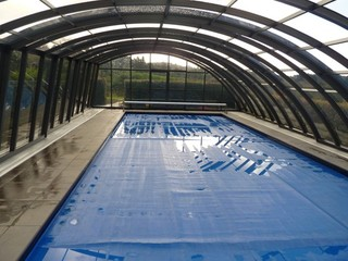 Swimming pool enclosure RAVENA - Auckland