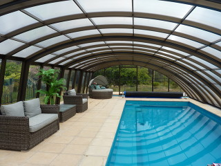 Swimming pool enclosure Ravena grande - Lower Hutt