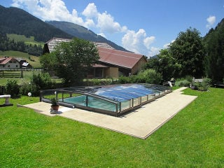 Swimming pool enclosure Viva
