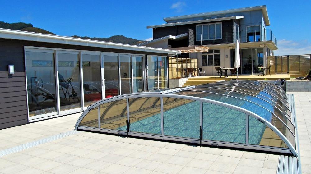 Zadaszenie basenu Elegant NEO