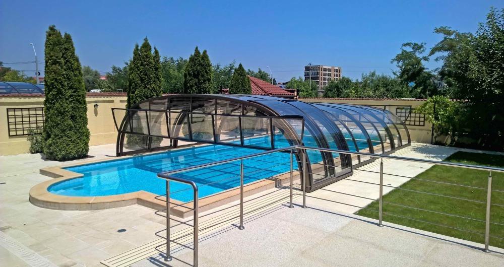 Zadaszenie basenu Laguna NEO