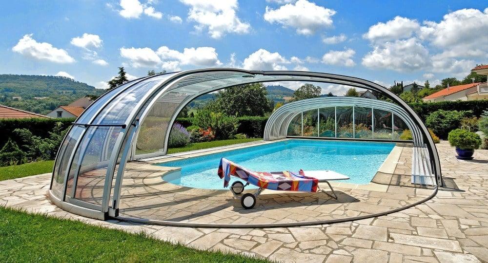Zadaszenie basenu Olympic