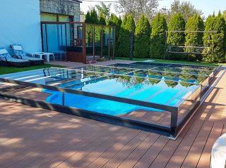 Bardzo niskie zadaszenie basenu Champion (13)