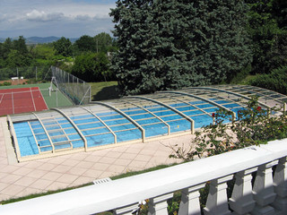 Przykrycie basenu Viva