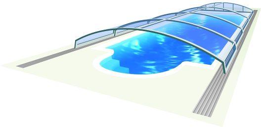 Acoperire piscina  Imperia NEO™