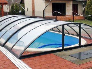 Acoperire piscina Azure Uni Compact