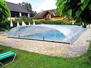 Acoperire piscina Elegant