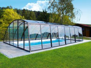 Acoperire piscina Ravena