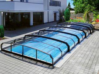 Acoperire retractabila de  piscina Oceanic Low