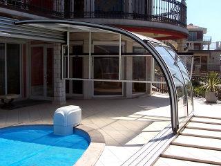 Acoperire piscina  STYLE de la Alukov