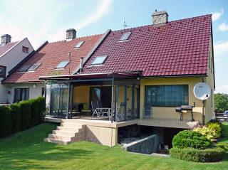 Acoperire terasa CORSO - ideala pentru casa