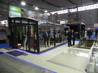 Expozitia INTERBAD Stuttgart , Germania