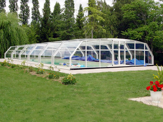 Pooltak RIVIERA - det klassiska utseendet för din trädgård