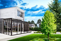 Patio Enclosure CORSO from Alukov Photogallery