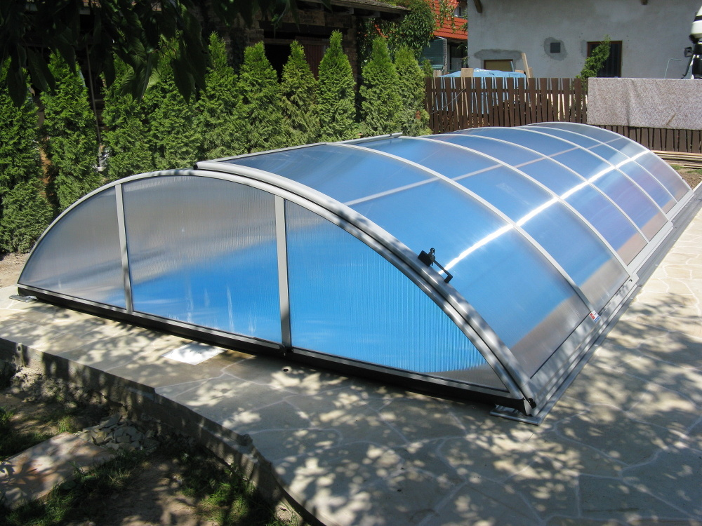 Type pool enclosure - T3