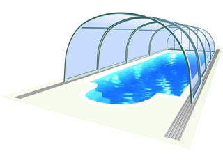 Pool enclosure Laguna NEO™