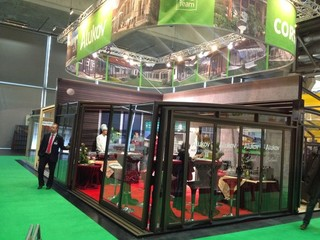 Alukov is attending Homebuilding and Renovating show in ExCel arena in London