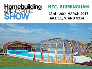 Alukov UK is attending the Homebuilding & Renovating show in NEC Birmingham