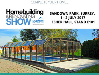 Alukov UK is attending the Homebuilding & Renovating show in Sandown Park Surrey