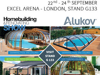 Alukov UK is attending the Homebuilding & Renovating show in LONDON – ExCeL.
