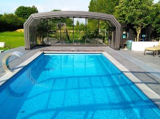 SILVER for WATERSTREAM and ALUKOV UK & News about patio covers and pool enclosures | Alukov.co.uk