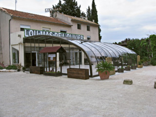 Patio cover CORSO Horeca - for restaurants