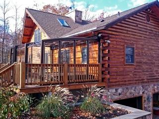 Retractable patio enclosure Corso Premium fits to every type of buildings