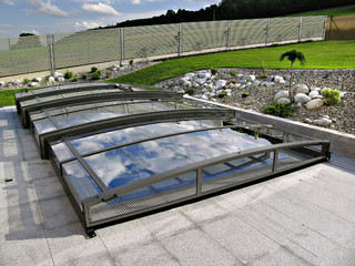 Inground pool cover VIVA
