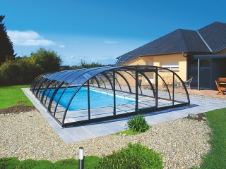 Swimming pool enclosure Tropea NEO