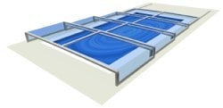 Pool enclosure Terra Prime™