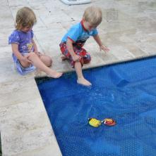 Protect children from water danger.