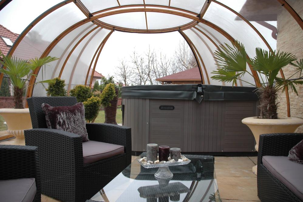 SPA Sunhouse - sunroom from Alukov