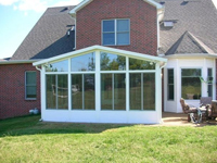 Sunrooms Back Then