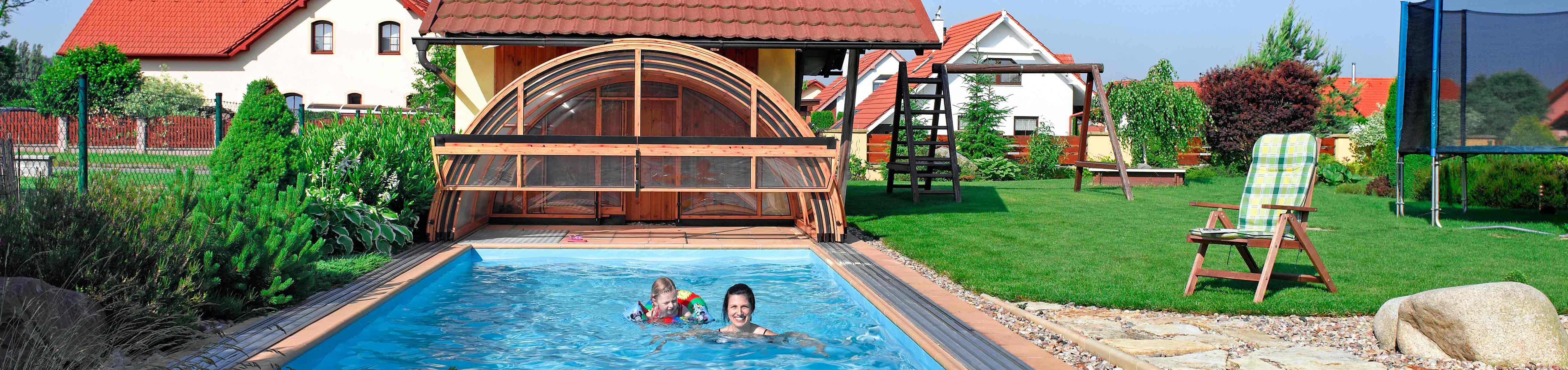 Retractable swimming pool enclosure universe sunrooms Retractable swimming pool enclosures