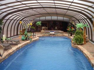 Indoor & Outdoor Pool Design Ideas | sunrooms-enclosures.com