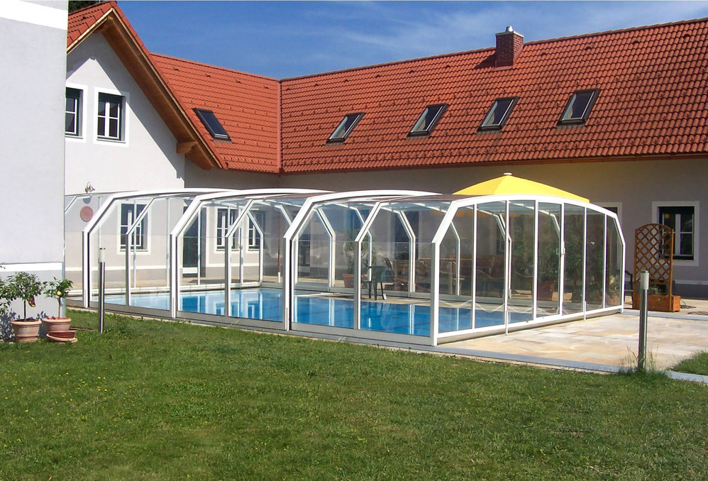 Standard pool enclosure Oceanic High type I