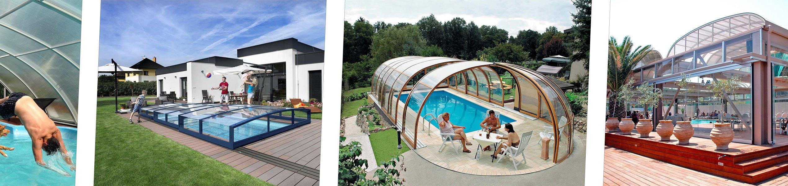 Pool enclosures photo gallery